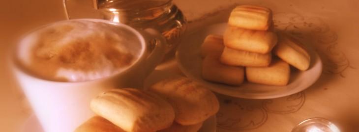 Biscottini ai due latti senza uova