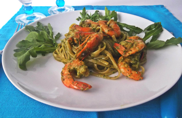 gm-linguine-pesto-rucola-gamberi-piatto-gallery-11