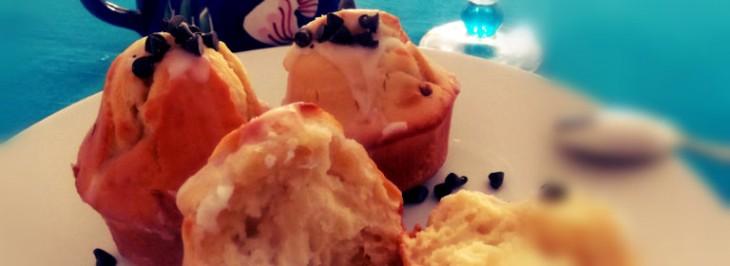 Muffin allo yogurt senza burro
