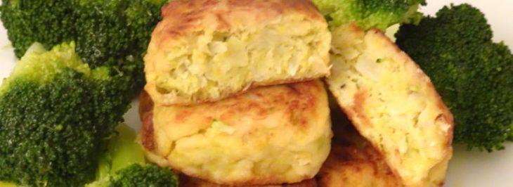 Polpettine di verza con polenta di Mais Corvino abbrustolita e crema di scalogno