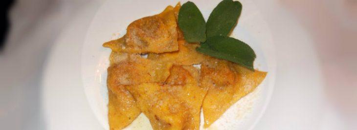Tortelli di zucca (alla maniera del Mantovano)