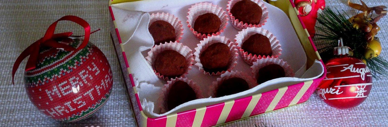 I cioccolatini fatti in casa