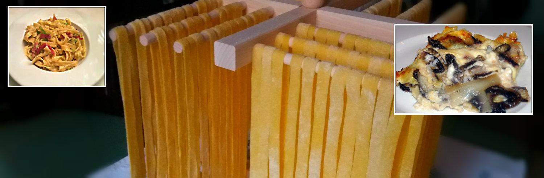I piatti di pasta fresca