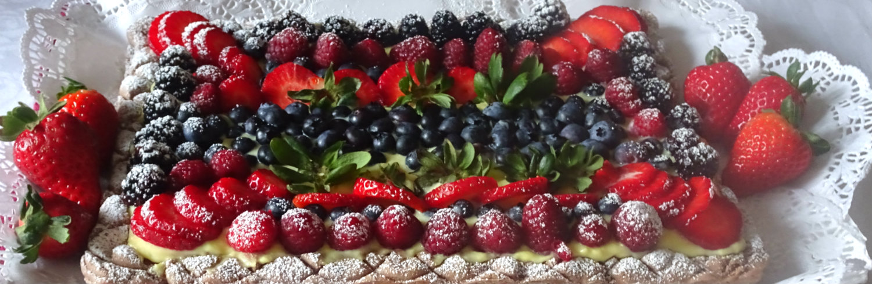 Le ricette con i frutti di bosco