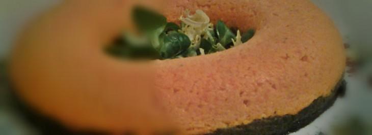 Anello di erbette e carote