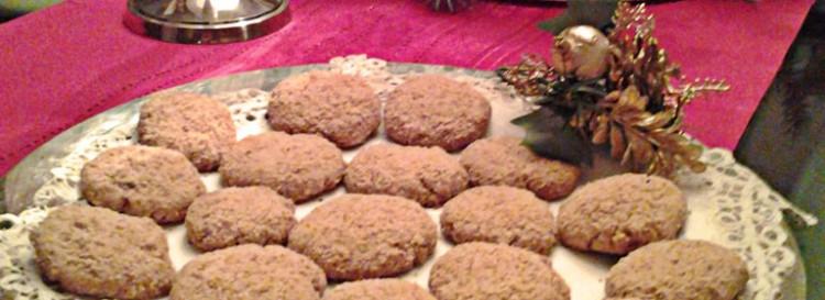 Biscotti con farina di nocciola di Cherasco