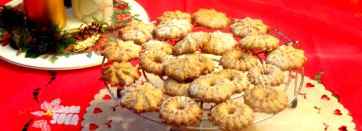 Biscottini di grano saraceno e miele