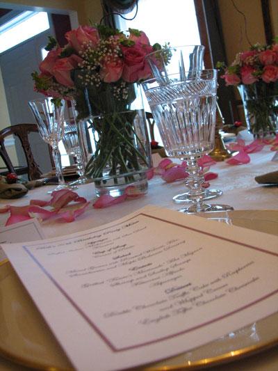 Comporre il menu