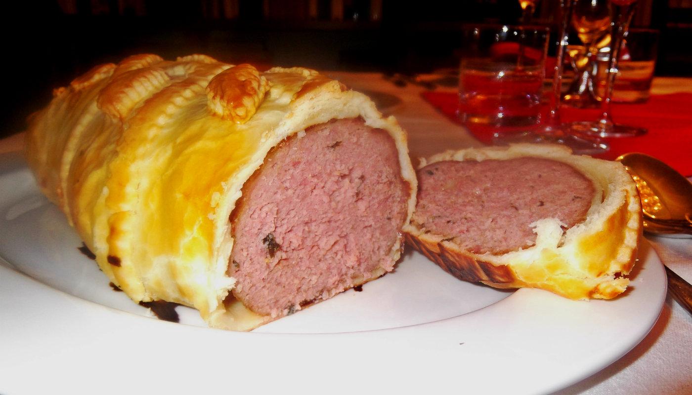 I piatti di carne