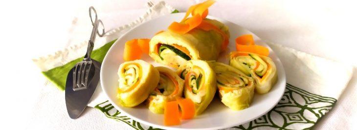 Rotolo di verdure