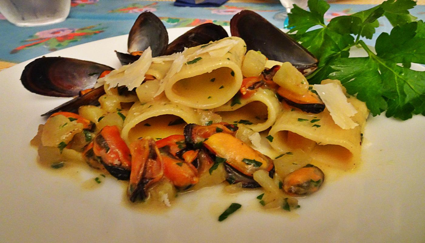 I piatti di mare